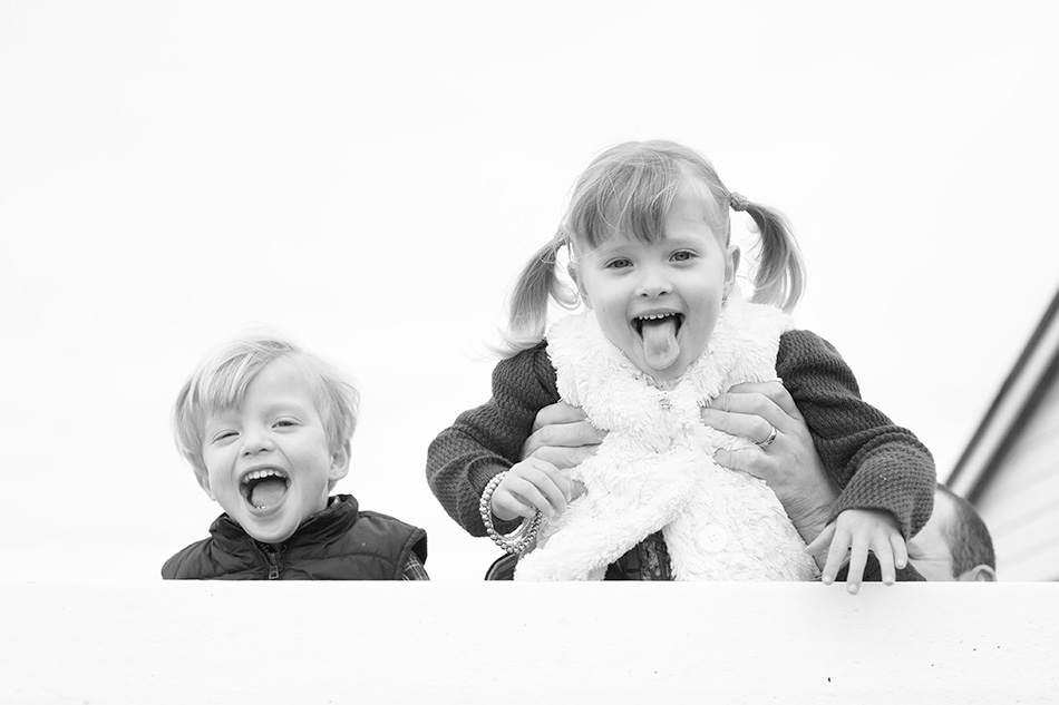 Fun family photography, Hampshire