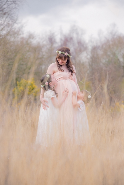 Elegant Maternity Photography, Hampshire