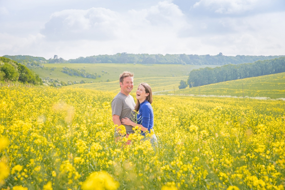 Engagement Photography, Salisbury
