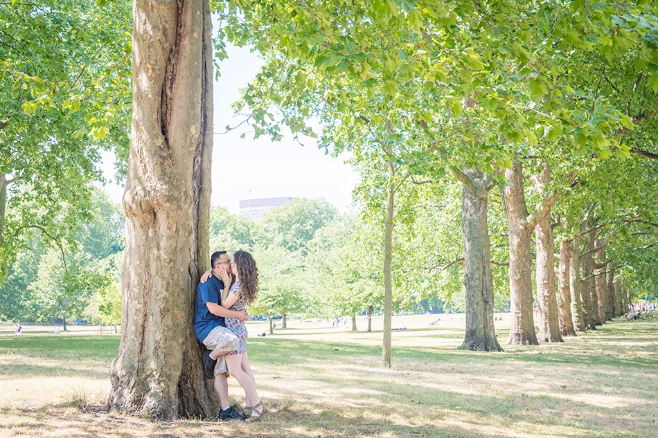 Engagement Photography, London