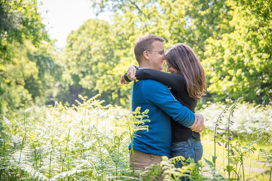 Engagement Photography, Hampshire