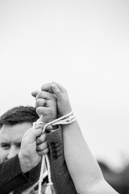 Handfasting Ceremony Photography