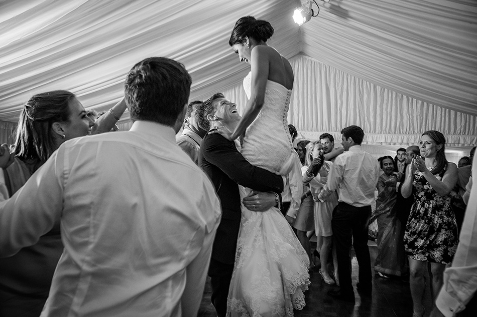 Wherwell Priory Wedding Photography, Hampshire