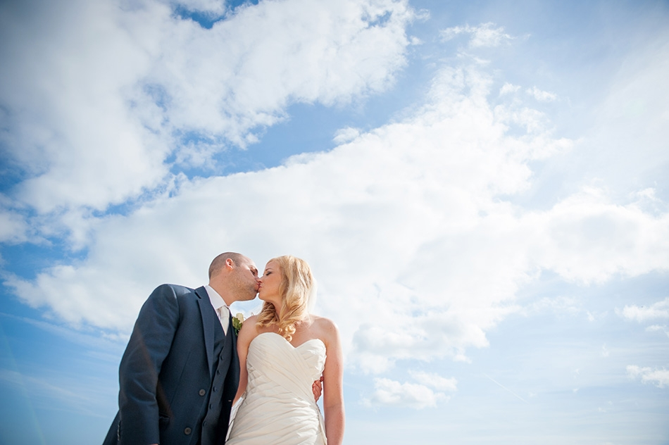 Sandbanks Hotel Wedding Photography, Poole