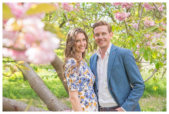 Kew Gardens Engagement Photography, London Wedding Photographer _ The Cole Portfolio 01