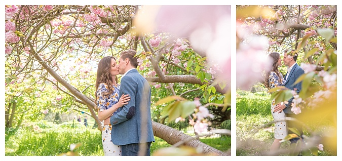 Kew Gardens Engagement Photography, London Wedding Photographer _ The Cole Portfolio 01a