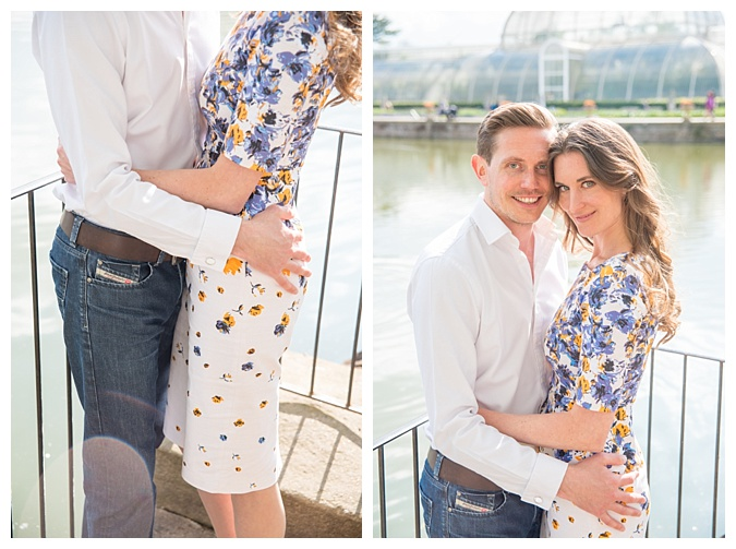 Kew Gardens Engagement Photography, London Wedding Photographer _ The Cole Portfolio 2