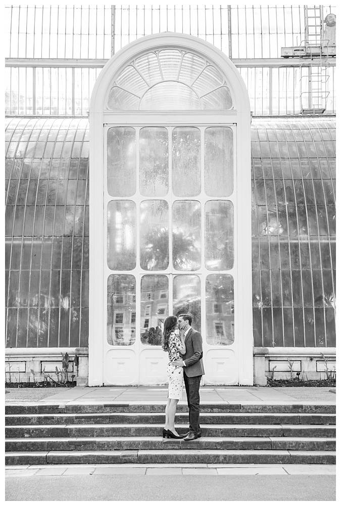 Kew Gardens Engagement Photography, London Wedding Photographer _ The Cole Portfolio 5