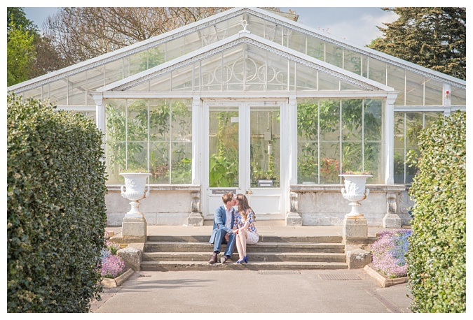 Kew Gardens Engagement Photography, London Wedding Photographer _ The Cole Portfolio 10