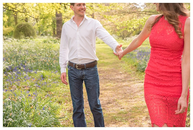 Kew Gardens Engagement Photography, London Wedding Photographer _ The Cole Portfolio 13