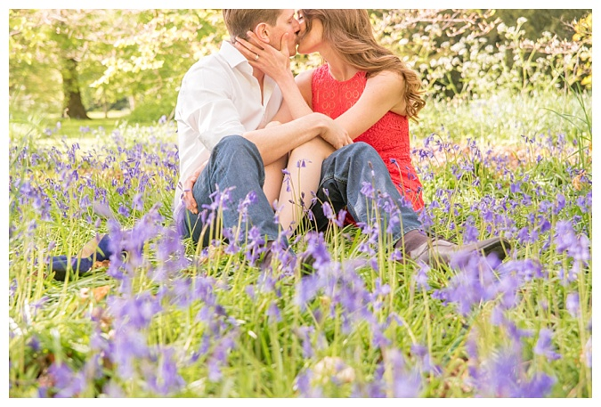 Kew Gardens Engagement Photography, London Wedding Photographer _ The Cole Portfolio 14