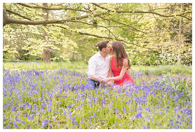 Kew Gardens Engagement Photography, London Wedding Photographer _ The Cole Portfolio 15