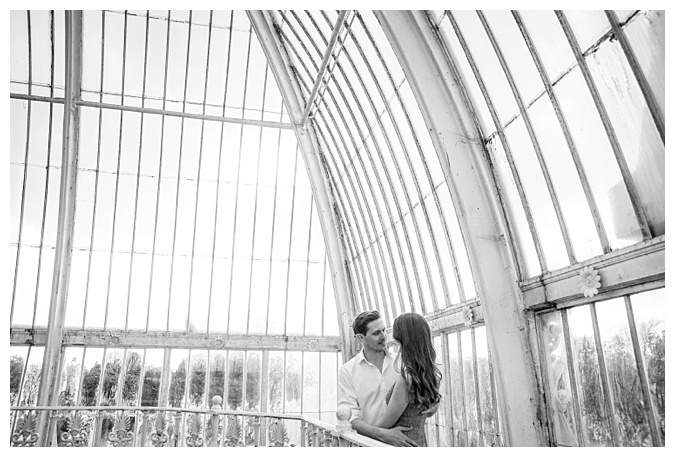 Kew Gardens Engagement Photography, London Wedding Photographer _ The Cole Portfolio 22