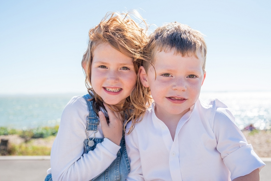 Family Beach Photography, Hampshire