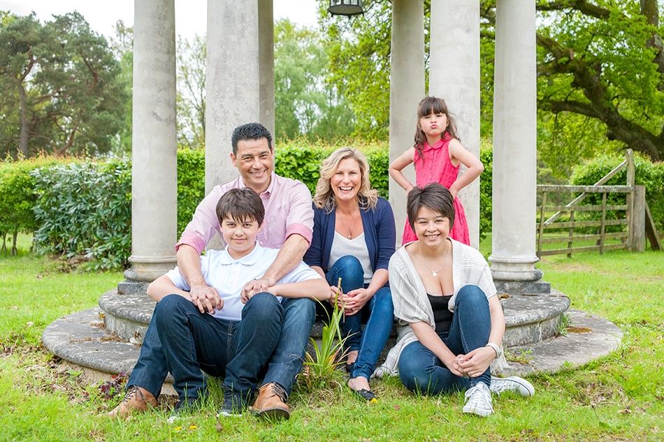 Family Portrait Photography, Southampton