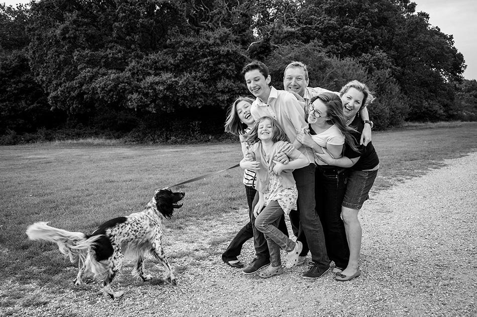 Family Dog Walk Southampton