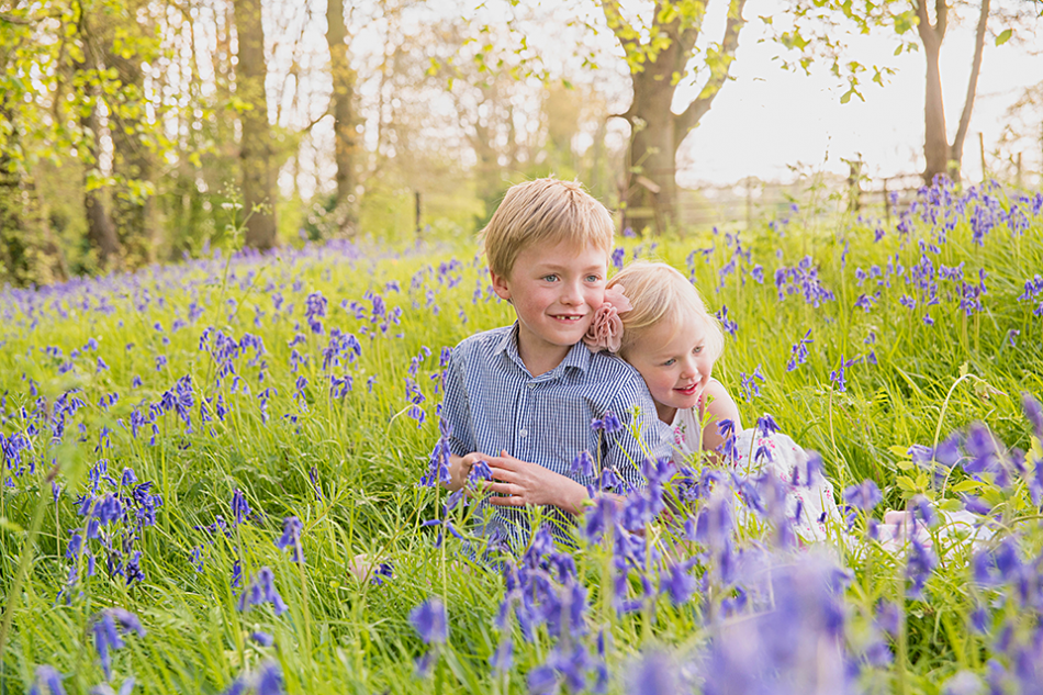 Bluebell Photography Southampton