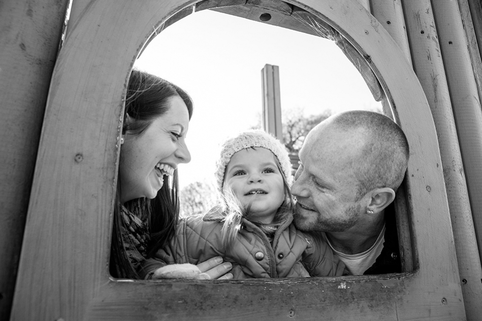 Fun Family Photography in Hampshire