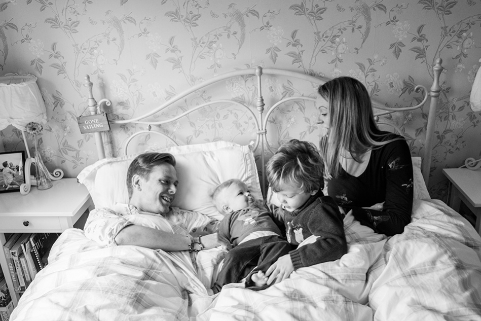 Cosy Time, Family Photography, Hampshire