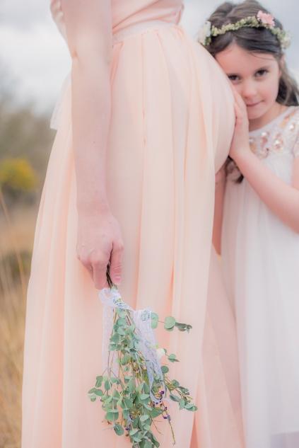 Elegant Maternity Photography, Hampshire