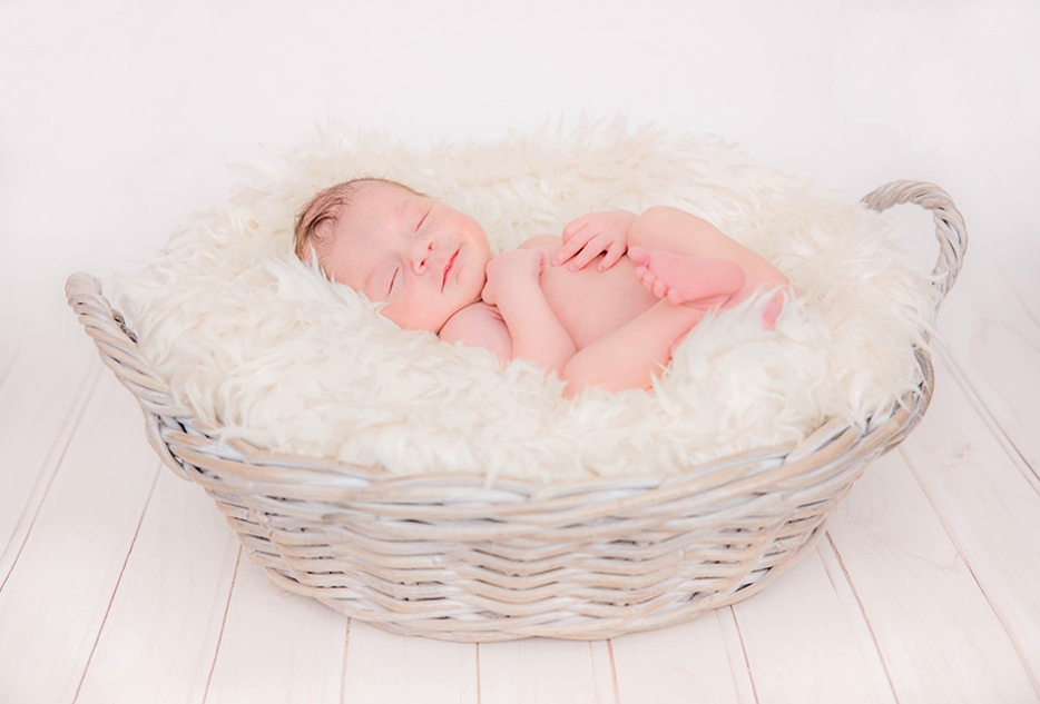 Newborn Photography at home in Hampshire