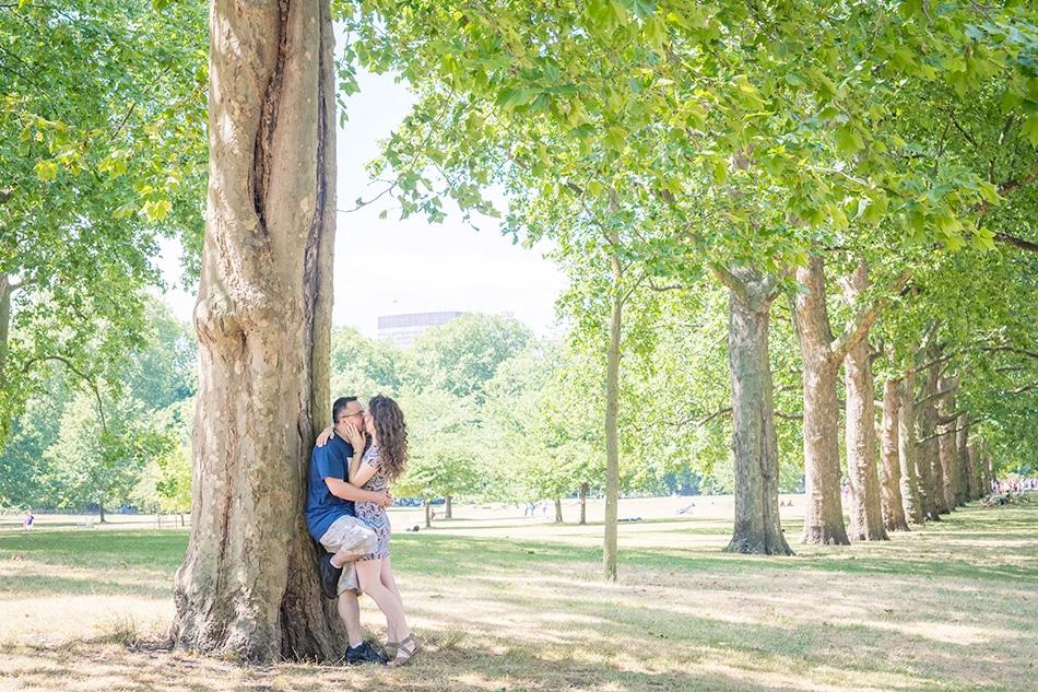 Engagement Photography, London