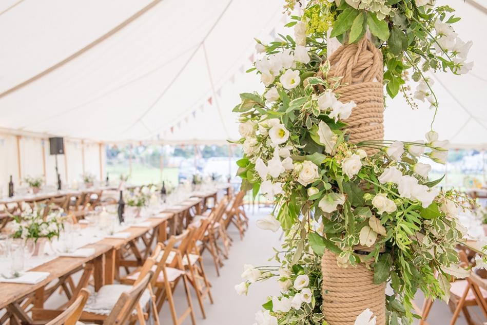 Trestle Tables for Weddings
