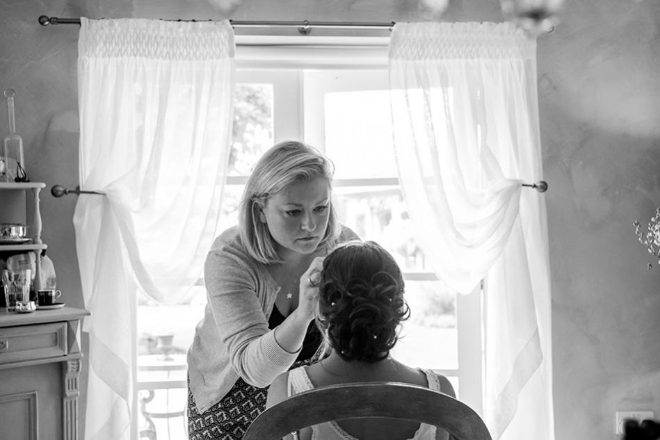 Stylish Wedding MakeUp, Bildeston