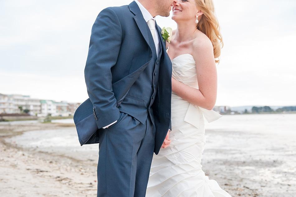 Sandbanks Wedding Photography, Poole