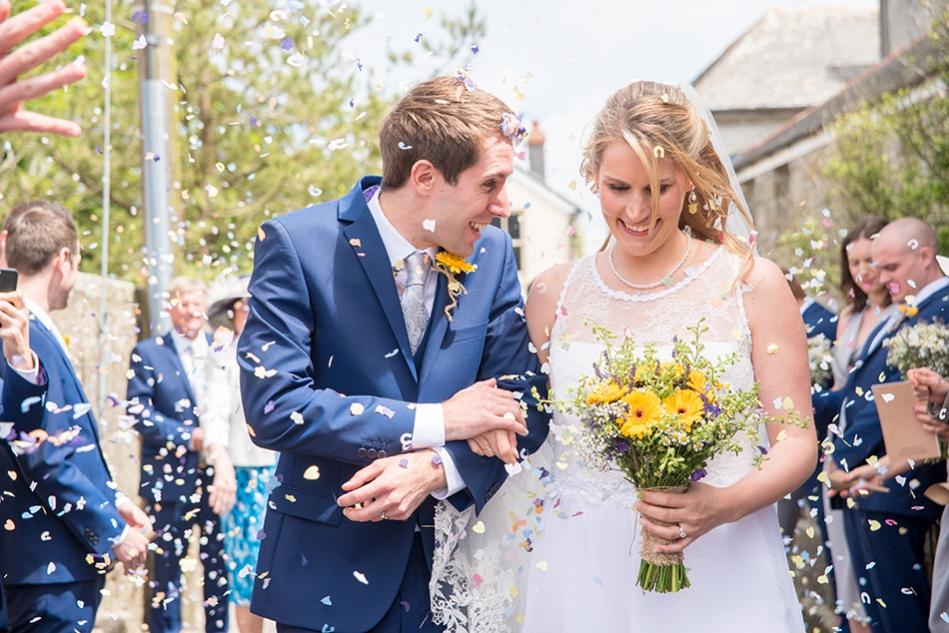 Cornish Wedding Photography