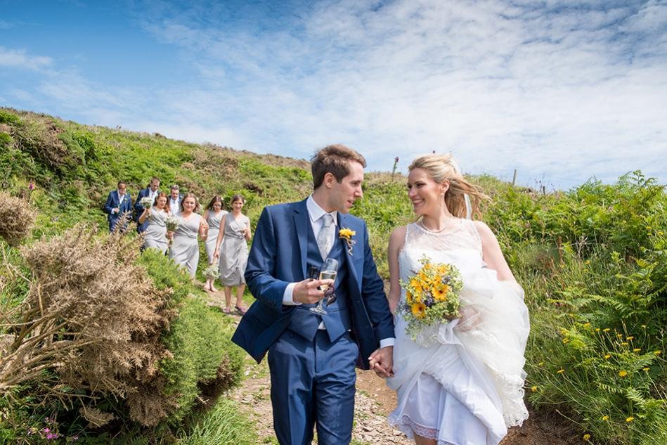 Chypraze Barn Wedding Photography, Cornish Wedding Photography